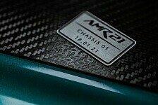 Aston Martin F1 im Plan: Name für Sebastian Vettels Auto steht