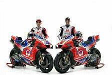 MotoGP: Zarco und Martin erstmals in Pramac-Farben