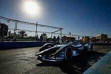 Formel E - Video: Formel E 2021 Saudi-Arabien: Livestream zum 2. Training heute