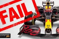 Formel 1 - Video: Red Bull Verarsche: Größter Formel 1 FAIL 2021!