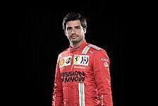 Ferrari gibt Sainz Schonfrist: Keine 100 Prozent zu Saisonstart