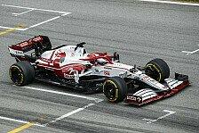 Alfa Romeo: Kubica dreht erste Runden mit neuem Formel-1-Auto