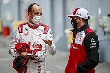Formel 1, Kubica ersetzt Räikkönen: Positiver COVID-19 Test
