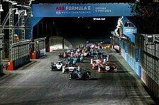 Formel E - Video: Formel E 2021 Saudi-Arabien: Livestream zum 3. Training heute