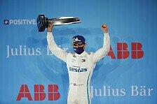 Formel E - Video: Formel E, Diriyah ePrix 2021: de Vries gewinnt Saisonauftakt