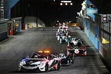 Formel E 2021, Saudi-Arabien ePrix - Bilder vom 1. Saisonrennen