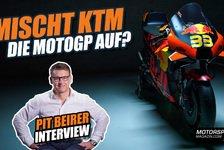 MotoGP - Video: Mischt KTM 2021 die MotoGP auf? Pit Beirer im Talk