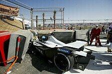 Formel-E-Unfall: Mortara bei Bewusstsein ins Krankenhaus