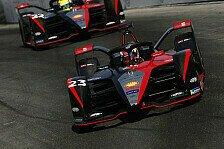 Formel E: Nissan muss neuen Motor verschieben