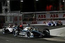 Formel E: Mercedes erhält Startfreigabe nach Mortara-Unfall