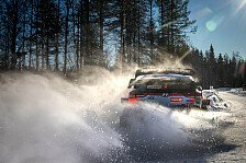 WRC Arctic-Rallye Finnland 2021: Alle Fotos vom 2. WM-Rennen