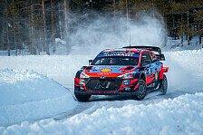 WRC Arctic-Rallye Finnland 2021: Tänak siegt vor Rovanperä