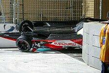 Lynn, Mortara, Abt: Die heftigsten Unfälle in der Formel E