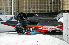 Formel E 2021, Saudi-Arabien ePrix - Bilder vom 2. Saisonrennen