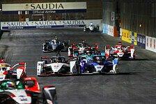 Formel E, Riad 2021: Mercedes-Sieg, Audi-Frust, BMW-Unfälle