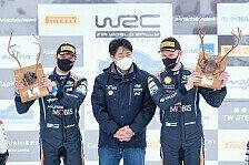 WRC Arctic-Rallye Finnland 2021 im News-Ticker