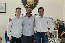 GRT Grasser Racing Team fixiert Line-up mit Schmid & Ortmann
