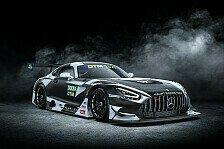 DTM: Hubert Haupt Racing HRT stellt Mercedes-AMG GT3 vor