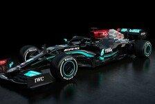 Mercedes F1 W12 E: Weltmeister zeigt neues Formel-1-Auto