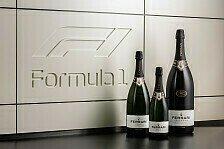 Formel 1 Business-News 2021: Neuer Schaumwein fürs Podium