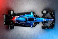 Formel 1 Ticker-Nachlese: Präsentationen von Mercedes & Alpine