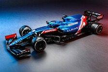 Formel 1 - Alpine-Attacke: Wollen langfristig um Titel kämpfen