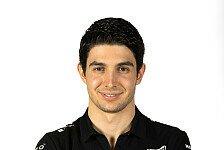 Formel 1 2022 - Alpine setzt auf Esteban Ocon: Absage für Gasly