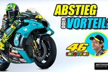 MotoGP - Video: Valentino Rossi: So will ihm Petronas Yamaha 2021 helfen