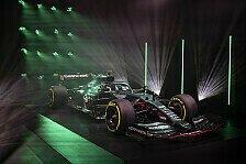 Sebastian Vettels neues Formel-1-Auto: Aston Martin zeigt AMR21