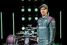 Formel 1: Aston Martin begrüßt Sebastian Vettel mit Lobeshymnen