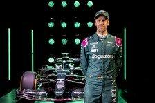 Sebastian Vettel bei Aston Martin: Die fetten Jahre sind vorbei