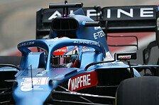 Alonso trotz Unfall fitter denn je: Ocon fürchtet harten Gegner