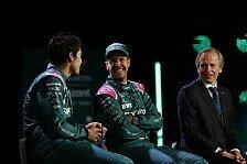 Vettels Aston-Martin-Ankunft freut Stroll: Werde von ihm lernen