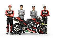 MotoGP: So sieht die neue Aprilia RS-GP aus