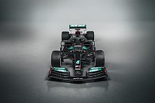Formel 1 2021: Präsentation Mercedes-AMG F1 W12 E Performance