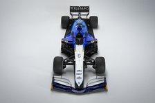 Williams schreibt 2021 ab, setzt auf Mercedes-Deal: Wie McLaren