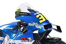 MotoGP-Präsentation: Das ist Suzukis neue GSX-RR