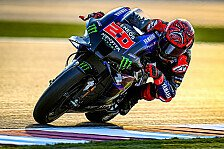 MotoGP-Testfahrten Katar 2021: Fabio Quartararo an Tag 2 voran