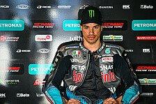 MotoGP - Franco Morbidelli: Knie-Operation am Freitag