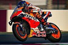MotoGP-Testfahrten Katar I: Die besten Bilder aus Losail