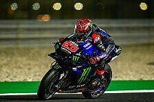 Live-Ticker: MotoGP-Testfahrten in Katar