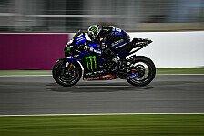 MotoGP-Test Katar: Vinales mit Bestzeit, Yamaha dominiert