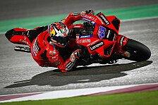 MotoGP Katar 2021: Ducati dominiert FP2, Jack Miller voran