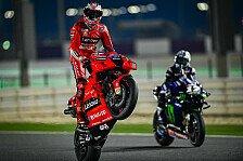 MotoGP-Poker: Ducati und Yamaha schieben sich Favoritenrolle zu