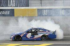 NASCAR 2021: Fotos Rennen 4 - Las Vegas Motor Speedway
