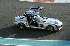 Die 8 schönsten Safety Cars der Formel-1-Geschichte