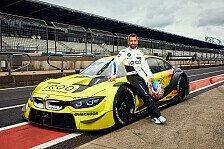 Timo Glock vor DTM-Rückkehr mit BMW-Team ROWE Racing