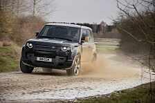 Land Rover Defender V8 - der stärkste aller Zeiten