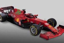 Formel-1-Autos 2021 im Schnelldurchlauf: Von Mercedes bis Haas