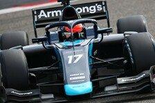 Formel 2 Bahrain 2021: News und Ergebnisse im Ticker
